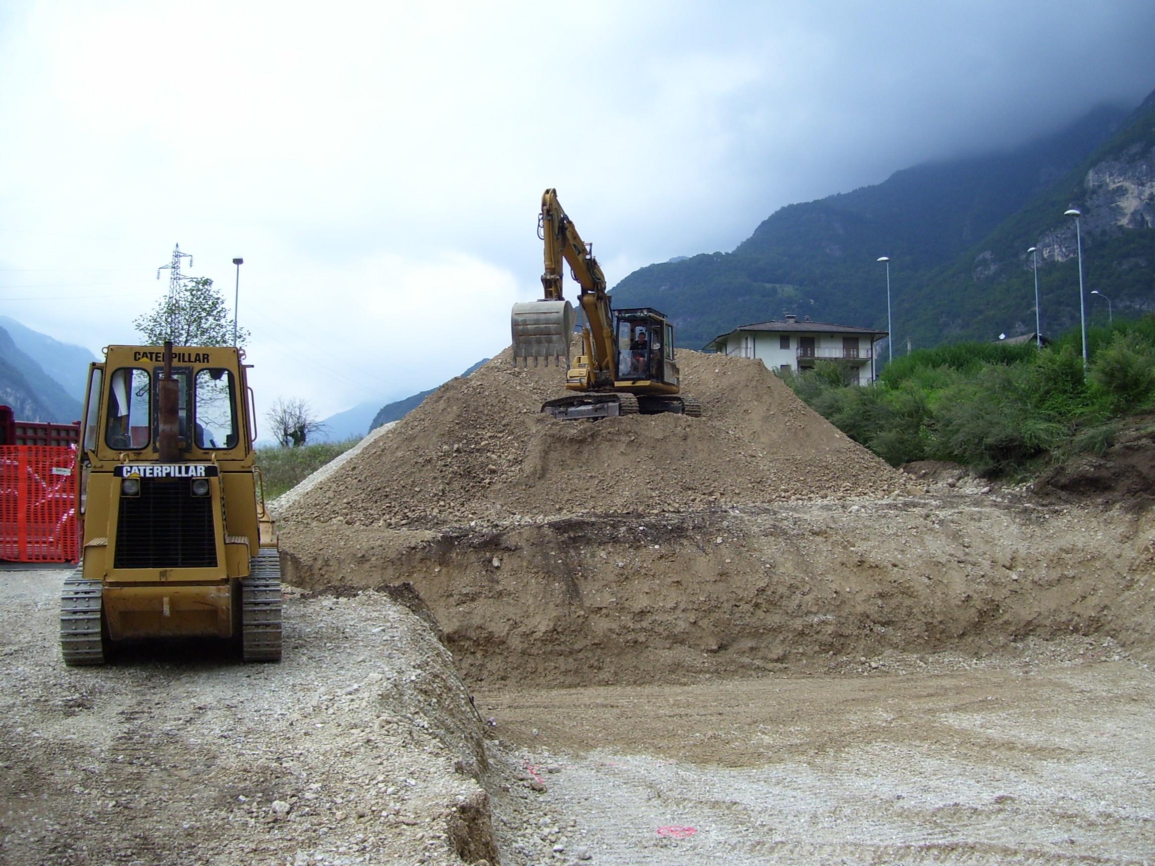Opere di Escavazioni