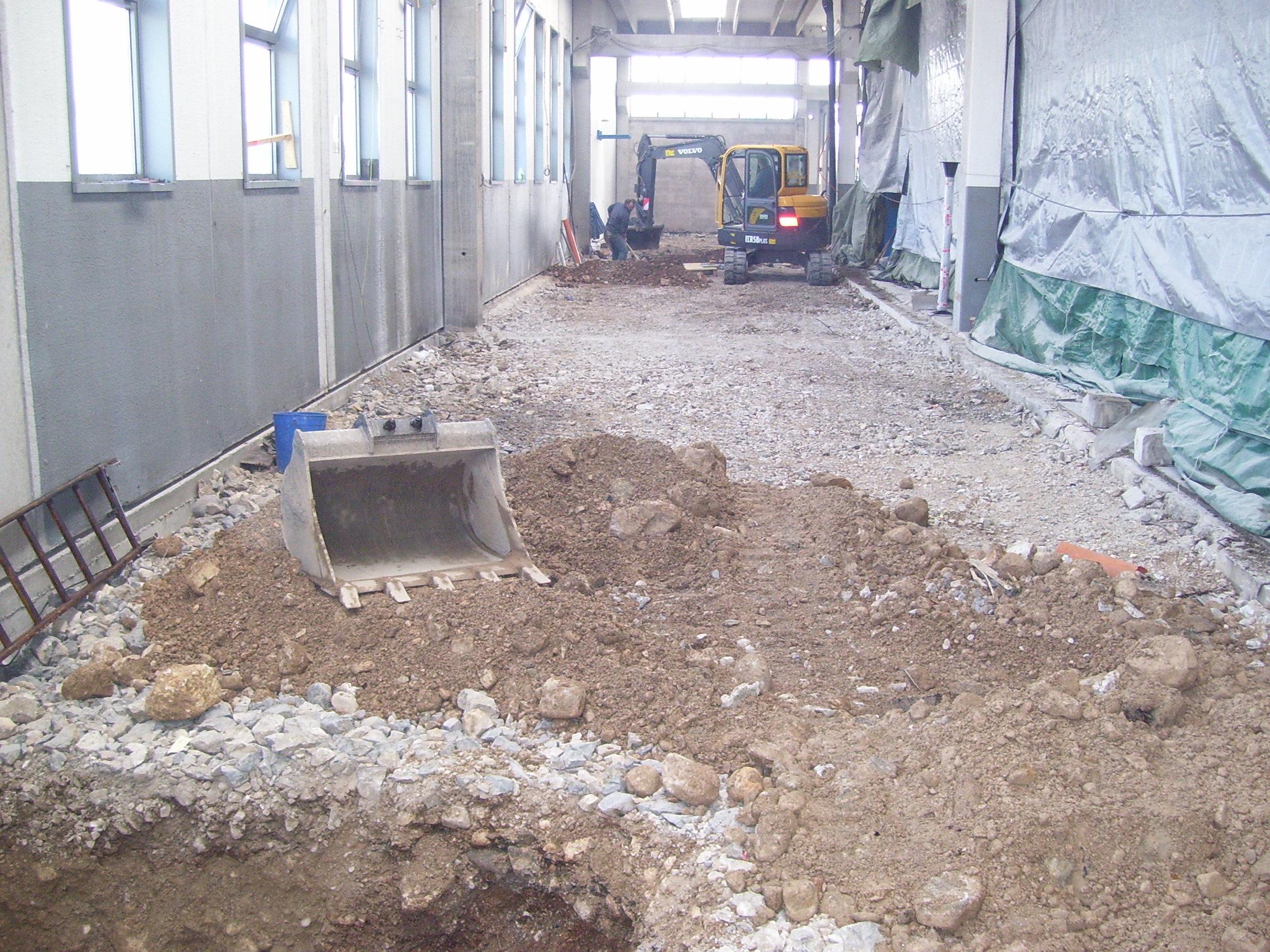 Manutenzione industriale a Carrè